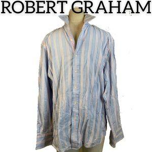 Robert Graham Button Down (L)